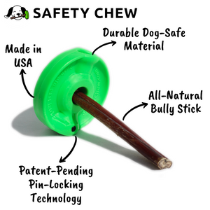 Made in USA, Durable Dog-Safe Material, Strong Hold Pin Technology