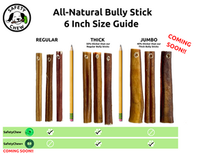 SafetyChew Bully Stick Holder Starter Pack - Bully Stick SafetyChew