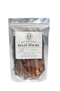 SafetyChew All-Natural Bully Sticks - Refill Pack - Bully Stick SafetyChew