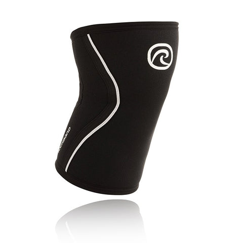 Rehband RX Knee Sleeve 5MM Black - Large