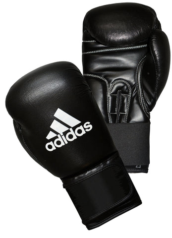 adidas Performer Boxing Gloves Black - 14oz