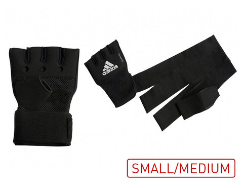 adidas Quick Wrap Punch Black - S/M