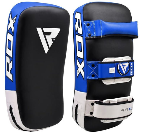 RDX T1 Curved Thai Pad - Blue