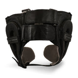 Ringside Stealth Series Super Pro Spar Head Guard Black/Grey - Large
