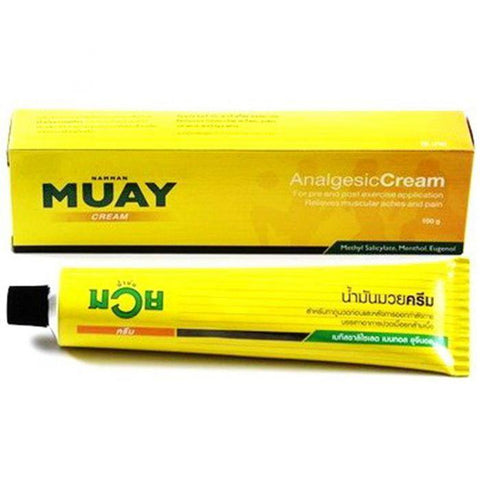 Namman MUAY Muscle Relieving Pain Cream