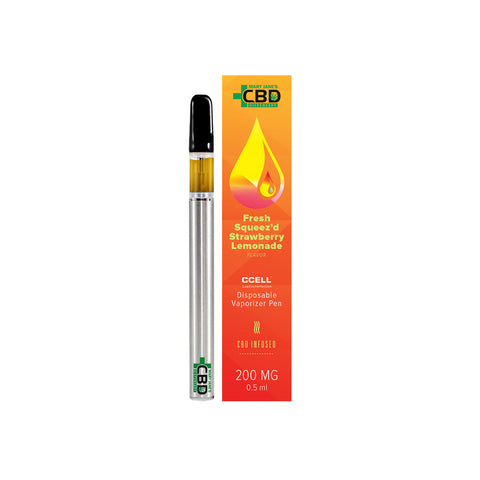 CBD Gorilla Glue Vape Pen Review | Mary Jane's CBD: Asheville, NC