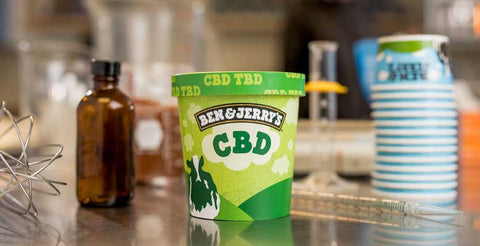 CBD Ice Cream: Ben & Jerry's Might be Launching a CBD-Infused Ice-Cream Soon | Mary Jane's CBD Dispensary: Savannah, GA