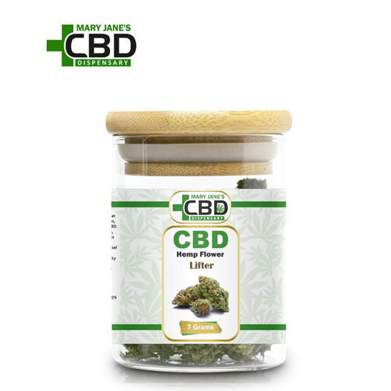 MJ CBD Flower Lifter