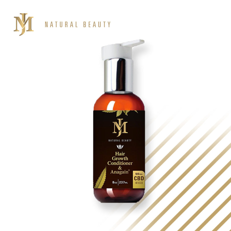 MJ CBD Hair Growth Conditioner with Anagain 50mg