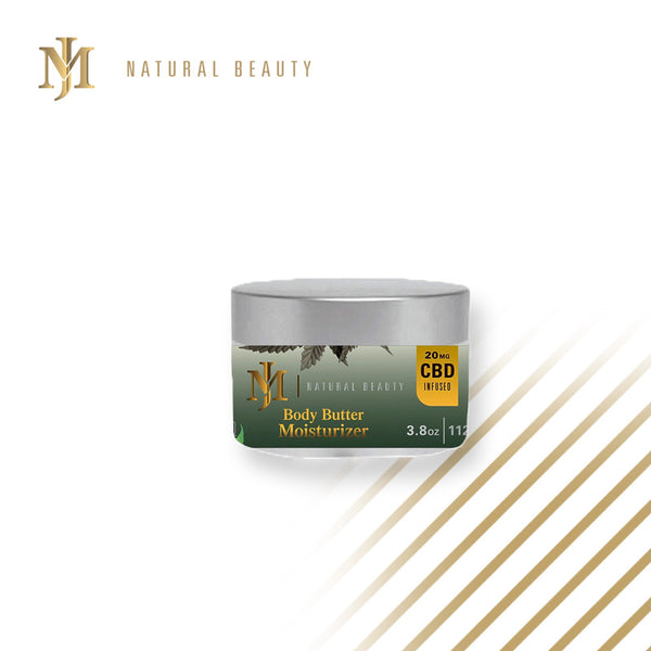 MJ Ultra-Body Butter Moisturizer 20mg