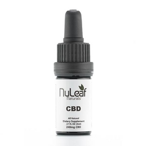CBD Doctors | NuLeaf Naturals 240mg Full Spectrum CBD Oil, High Grade Hemp Extract (50mg/ml) hemp oil for scalp psoriasis