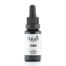 Load image into Gallery viewer, CBD Doctors | NuLeaf Naturals 725mg Full Spectrum CBD Oil, High Grade Hemp Extract (50mg/ml) hemp oil ADHD, ADD, PTSD, and pain relief.