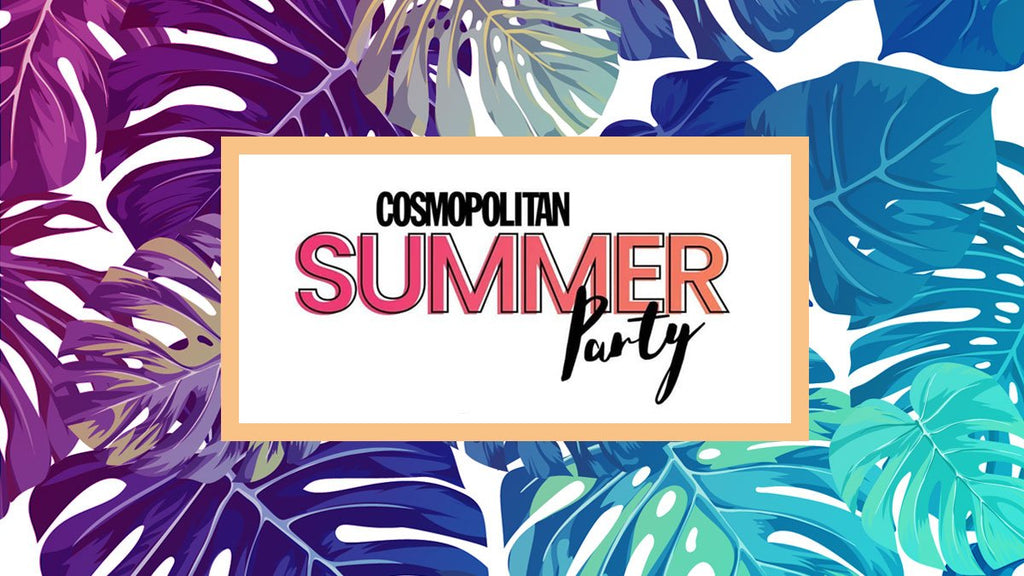 The *Best* Moments From The 2018 Cosmo Summer Party