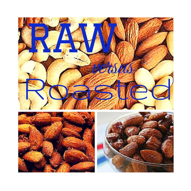 RAW vs Roasted