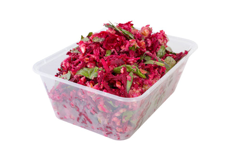 Beetroot and Almond Salad