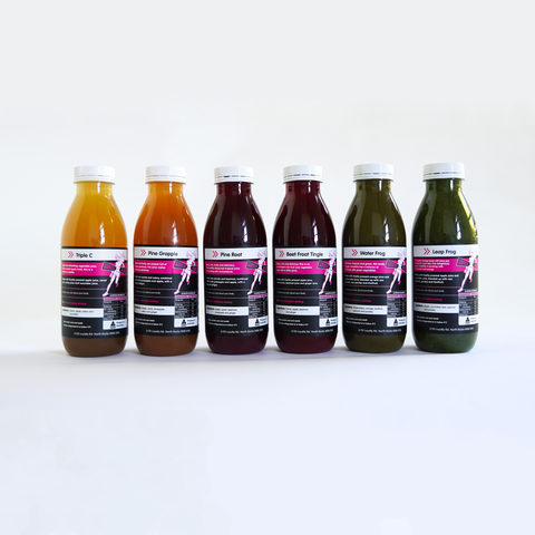 Fruit & Veg Juice Pack