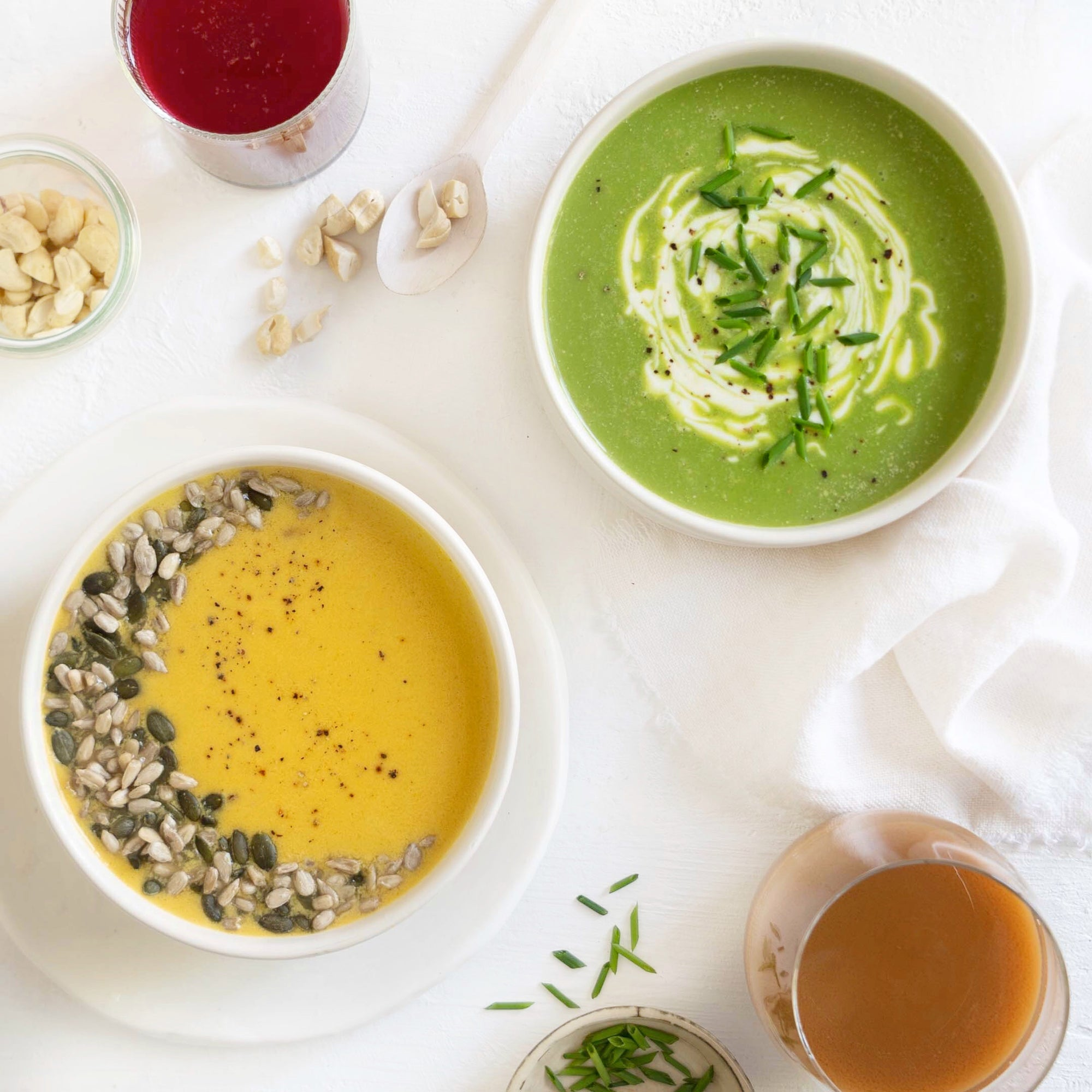Juice & Soup Cleanse