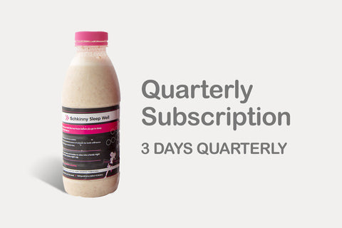 Quarterly 3 day Cleanse Subscription