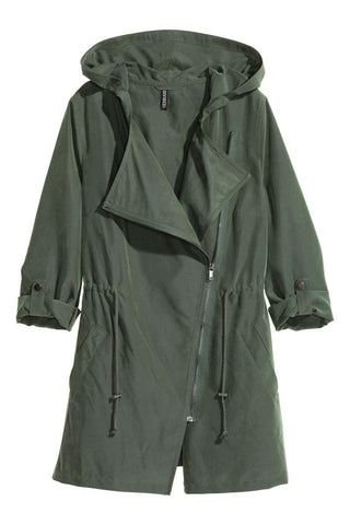 Parka with Hood jacket
