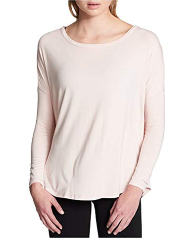 DKNY Sport Womens Knit Cut-Out Back T-Shirt - T-Shirt - SouqBrands.com
