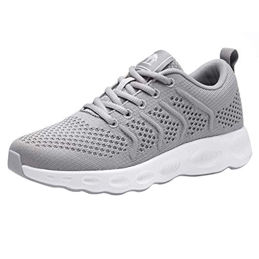 CAMEL CROWN Running Shoes Men Women Tennis Walking Trainning Trail Lightweight Comfortable Sneakers Athletic Gym Casual Footwear for Sports Outdoors - Shoes - SouqBrands.com