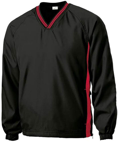 Men's Athletic V-Neck Raglan Wind Shirts in Youth, Regular and Tall Sizes XS-6XL - Clothes - SouqBrands.com