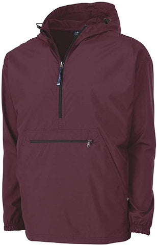 Charles River Apparel Pack-N-Go Wind & Water-Resistant Pullover (Reg/Ext Sizes) - Clothes - SouqBrands.com