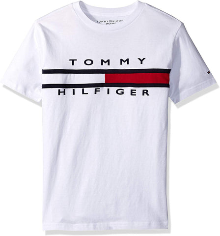 Tommy Hilfiger Boys' Flag T-Shirt