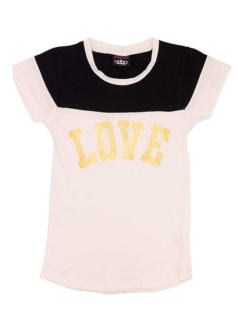 Dramatic Girls Athletic Fashion Top - T-Shirts - SouqBrands.com