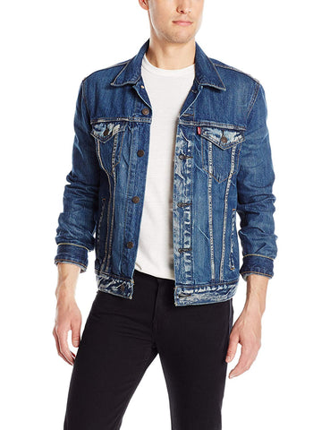 Levi's Men's The Trucker Jacket - Jacket - SouqBrands.com