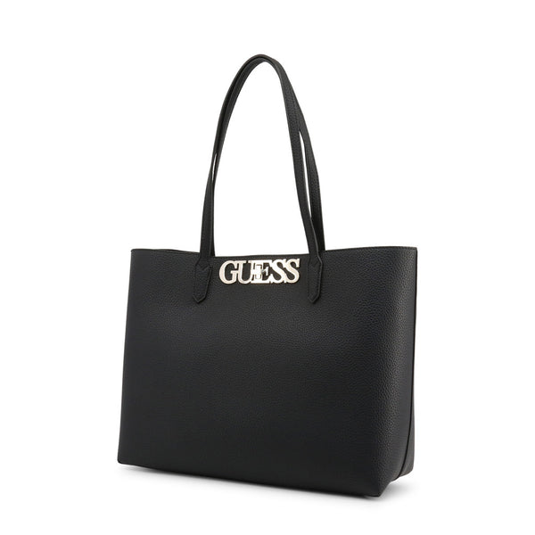 Visible Logo Shopping Bag With Removable Pochette by Guess only  at girls.co.uk