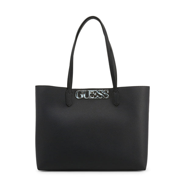 Visible Logo Shopping Bag With Removable Pochette by Guess only 89.99 at girls.co.uk
