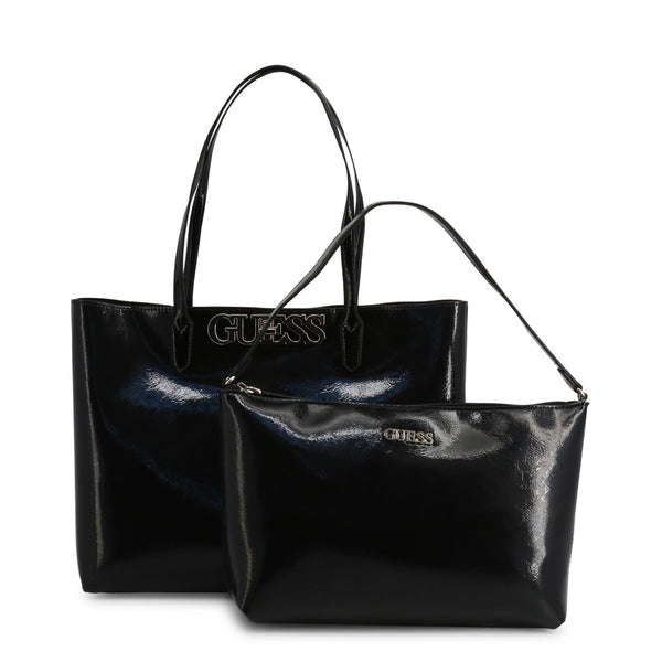 Pantent Leather Bag With Removable Pochette by Guess only 89.99 at girls.co.uk