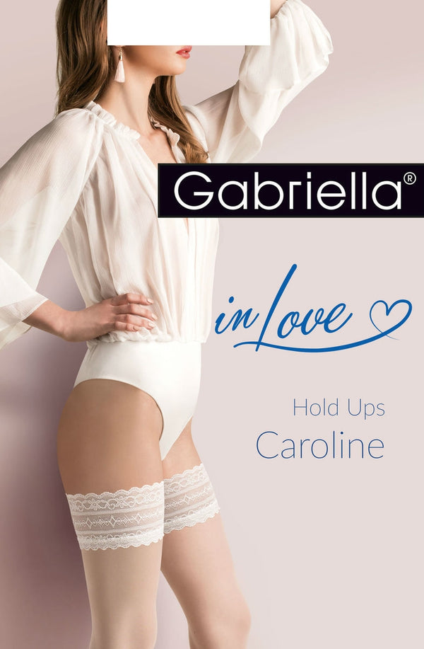 Gabriella Gabriella Calze Caroline 475 Bianco  () in Color with size Size only 14.99 at girls.co.uk