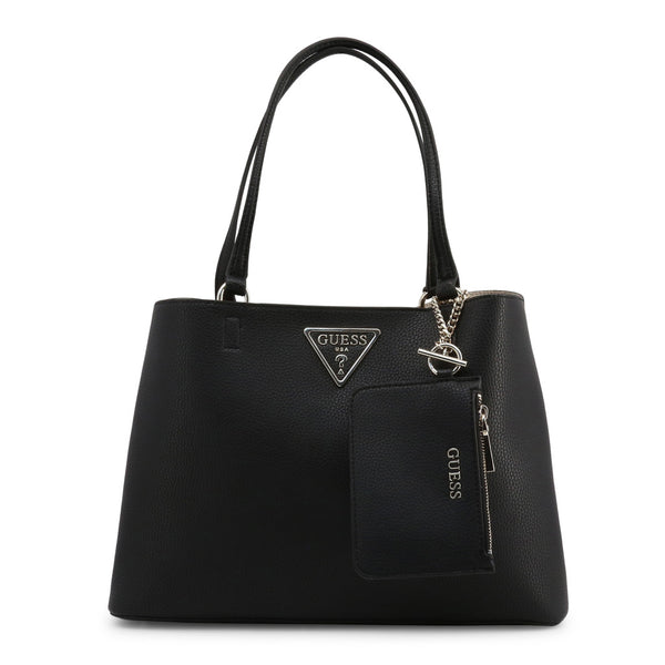 Gorgeous Leather Handbag With Matching Purse by Guess only 99.99 at girls.co.uk