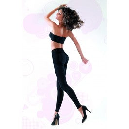 Control Body Control Body 610088 Nero Leggings in Color with size Size only 29.99 at girls.co.uk