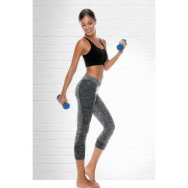 Control Body Sport 610254 elange 3/4 Leggings by Control Body only 26.99 at girls.co.uk