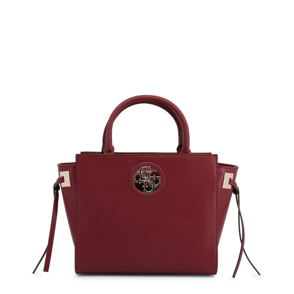 Visible Logo Handbag With Side Tassel Details by Guess only 99.99 at girls.co.uk