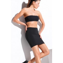 Control Body Control Body 810158 Nero Underskirt in Color with size Size only 25.99 at girls.co.uk