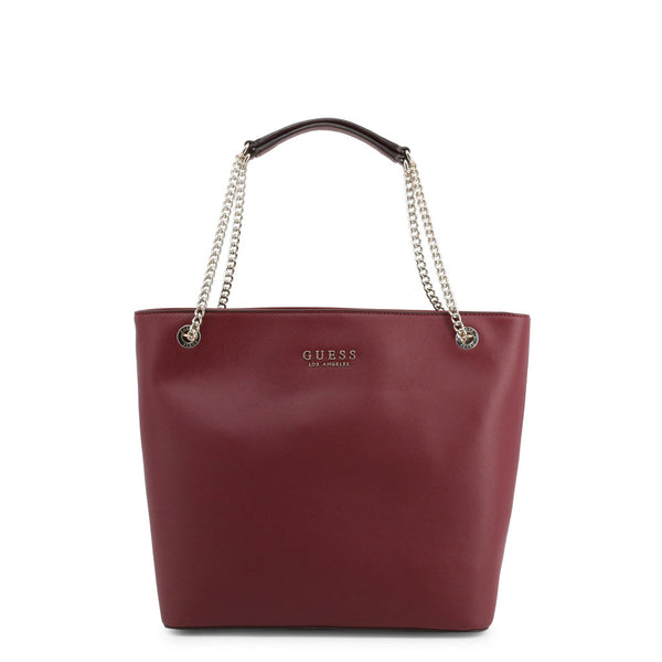 Stunning Handbag With Chain Link Handle Design by Guess only 89.99 at girls.co.uk