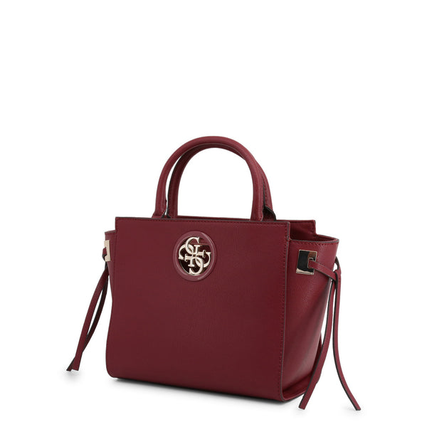 Visible Logo Handbag With Side Tassel Details by Guess only  at girls.co.uk