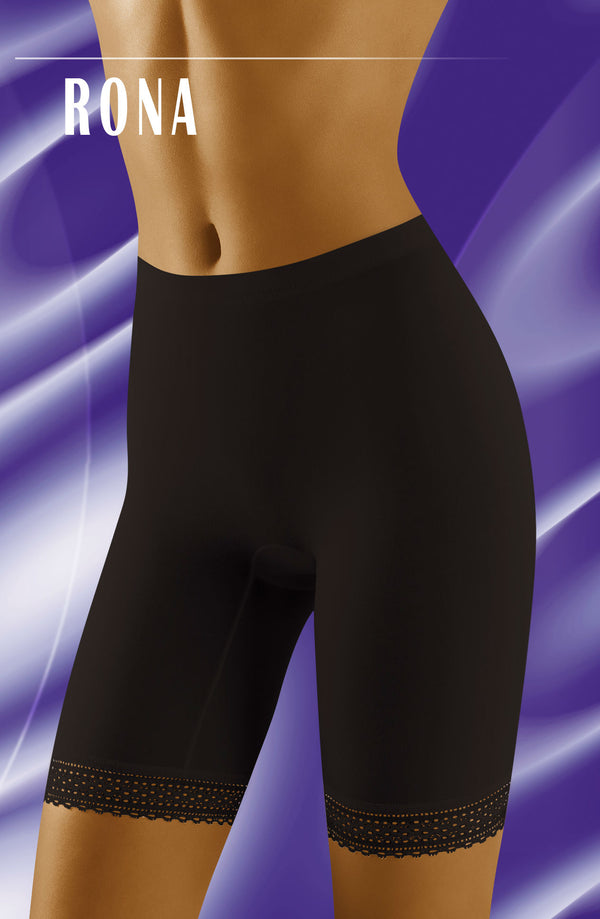 Rona Bodyshaping Shorts Black by Wolbar only 20.99 at girls.co.uk