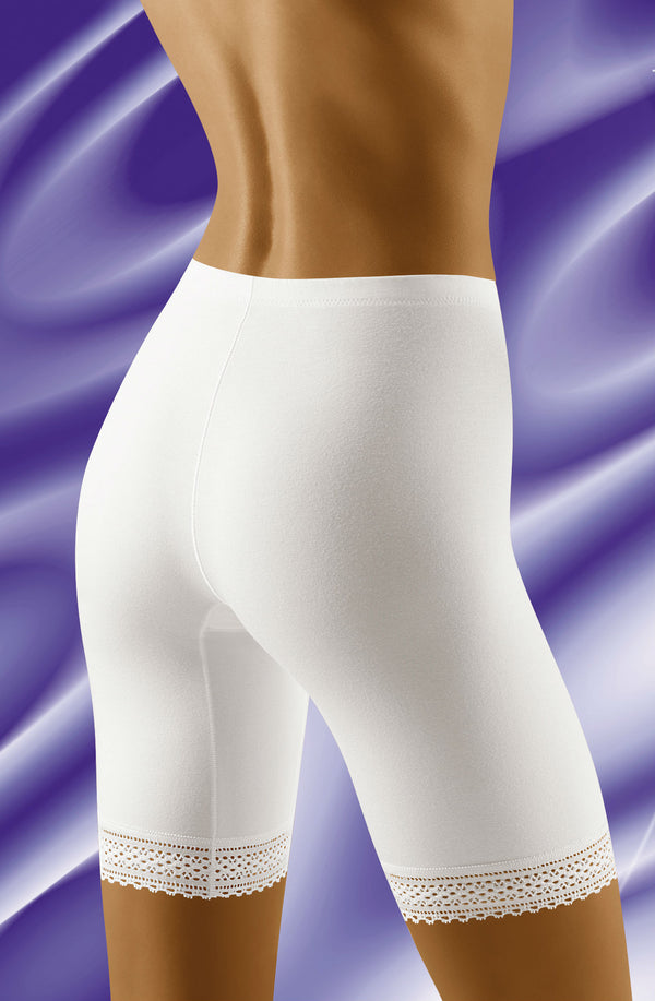 Rona Bodyshaping Shorts White