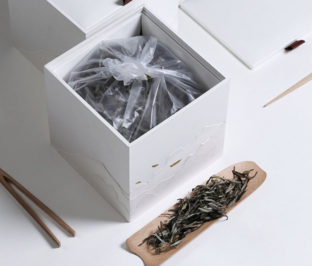 Tea Premium Grade Quality Box プレミアム