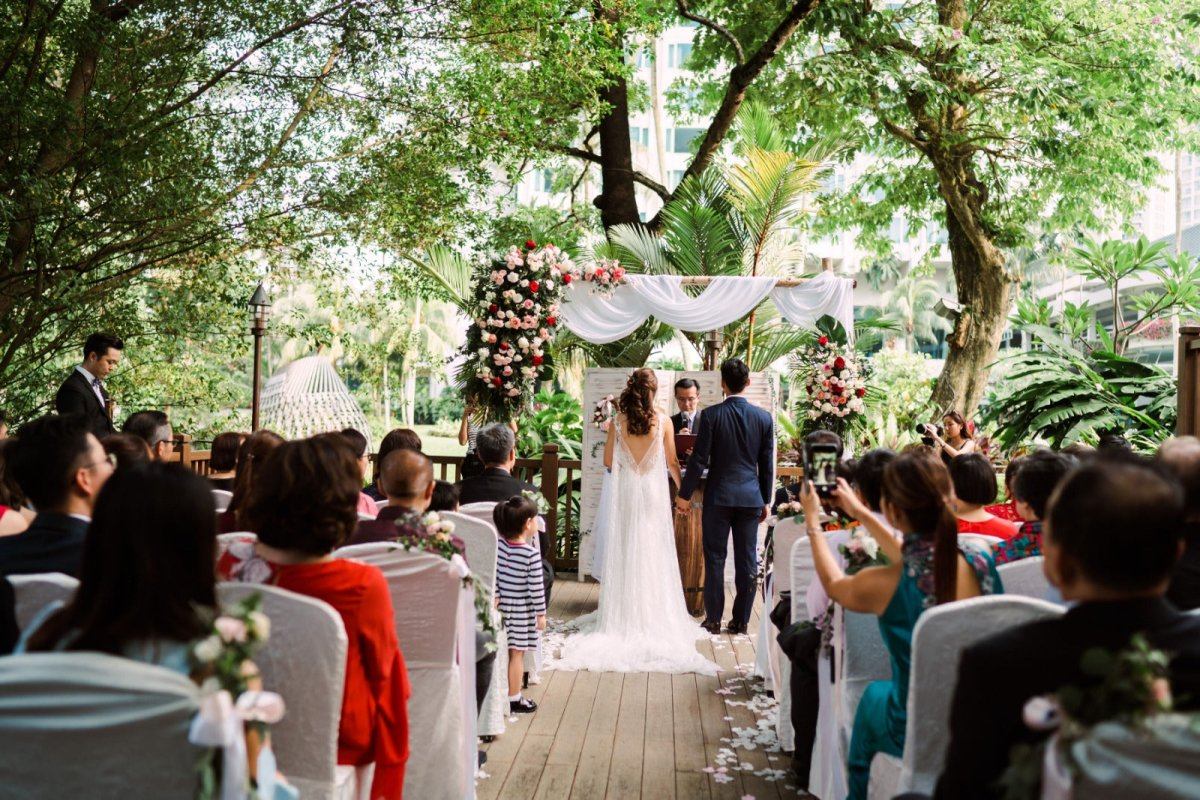 Enchanted Wedding Singapore