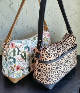 The Claire Shoulder Bag Digitial Pattern is Here!