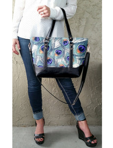 New Year, New Pattern - The Cici Tote Bag Digital Pattern is here!
