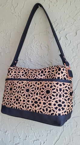 Get Creative With The Claire Shoulder Bag Pattern