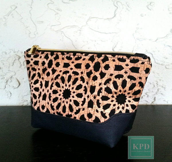 The Cici Too Cosmetic Bag Digital Pattern