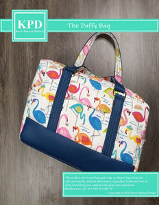 The Duffy Bag Digital Pattern